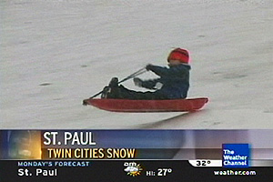 1/08/2006 Playing Weather Channel Photographer