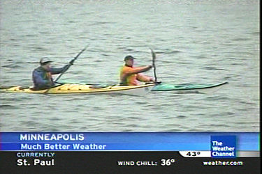 11/19/2005  Playing Weather Channel Photographer