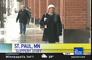 12/30/2005  Playing Weather Channel Photographer