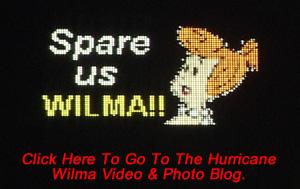 Hurricane Wilma Blog
